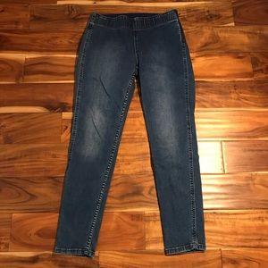 CAbi Side Zip Jeans